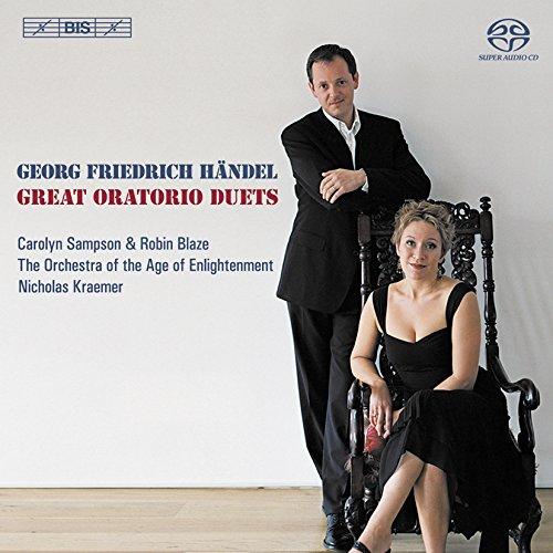 Duette F.Sopran U.Altus-aus Den Grossen Oratorien