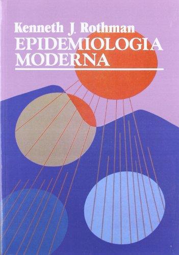Descargar Libro Epidemiología moderna de Kenneth J. Rothman