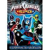 Power Rangers S.P.D. - Die komplette Staffel
