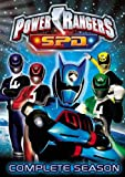 Power Rangers S.P.D. - Die komplette Staffel [9 DVDs]