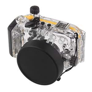 Neewer Kameratasche, wasserfest, Unterwassergehäuse 40 m, 39.62 meters für Canon PowerShot S110