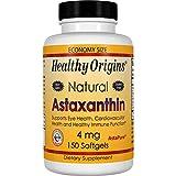 Astaxantina 4 mg 150 Gel