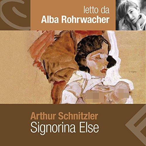 Signorina Else  Audiolibri