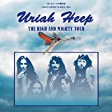 URIAH HEEP - THE HIGH AND MIGHTY TOUR: LIMITED EDITION ON WHITE VINYL