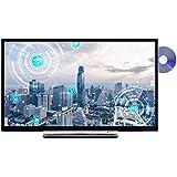 Toshiba 39D3763DA 99 cm (39 Zoll) Fernseher (Full HD, Triple Tuner, Smart TV, DVD Player)