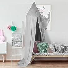 baldachin jelegan kinder bett kuppel baumwoll betthimmel moskitonetz spiel zelt gut fr baby innen im - Kuschelecken Kinderzimmer Gestalten