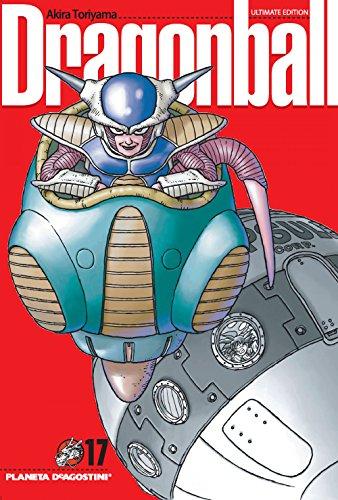 Dragon Ball 17 por Akira Toriyama