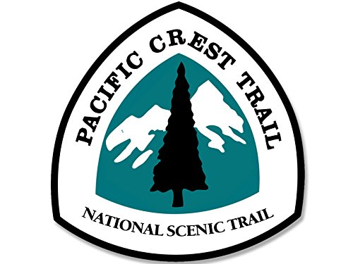 pacific-crest-trail-national-scenic-sign-shaped-sticker-hike-historic-decal-by-american-vinyl