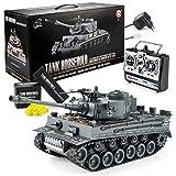Goods & Gadgets Ferngesteuerter RC German Tiger I 2.4GHz R/C Panzer 1:16 Modellbau mit...