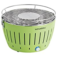 Lotus Grill Charcoal Grill 4