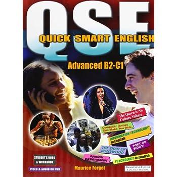 Quick Smart Eng Adv B2-C1+Dvd
