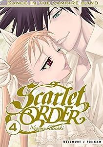 Dance in the Vampire Bund : Scarlet Order Edition simple Tome 4
