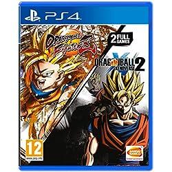 Dragon Ball Fighterz + Dragon Ball Xenoverse 2 - PlayStation 4