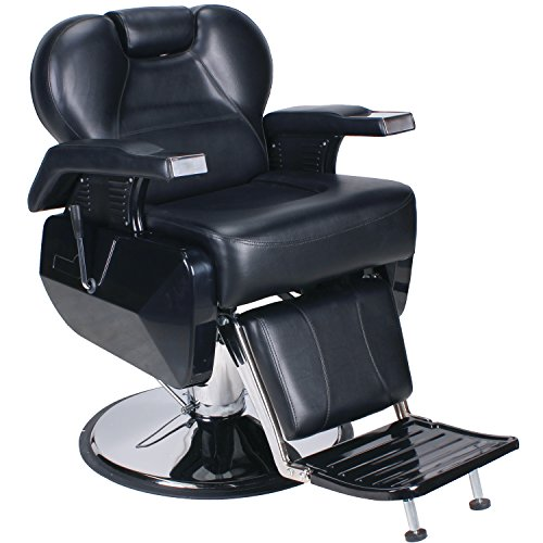 Poltrona sedia da barbiere professionale parrucchiere salone acconciature trucco truccatore visagista estetista 205013