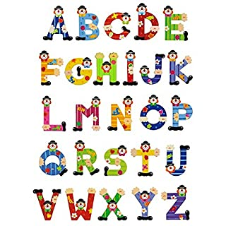 Holzbuchstaben kinderzimmer sevi | Heimwerker-Markt.de