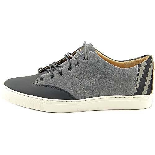 TCG Cooper Hommes Cuir Baskets Grey
