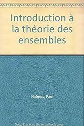 Introduction à la théorie des ensembles