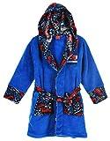 Disney Cars Ragazzi Vestaglia Kimono(110-4/5,Blue)