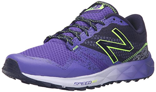 New Balance Women's WT690V1 Trail Running Shoe Titan/Abyss