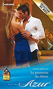 La promesse du désert (Azur) par [Morgan, Sarah]