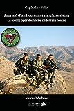 Journal d'un lieutenant en Afghanistan