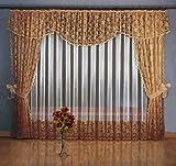 Vorhang - Gardinen - Set