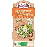 Babybio Bol Bio Chou Romanesco Poulet Parmesan 400 g -