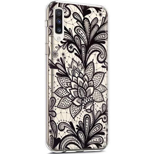 Surakey Funda Compatible Samsung Galaxy A50 Carcasa