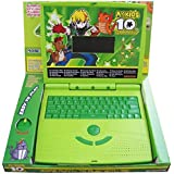 Amazia Ben10 My Kids Super Slim English Learner Educational Notebook With 22 Fun Activities With Mouse Control