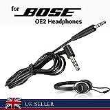 Remplacement de 2,5à 3,5mm Cordon câble audio pour casque Bose On-Ear 2OE2OE2i