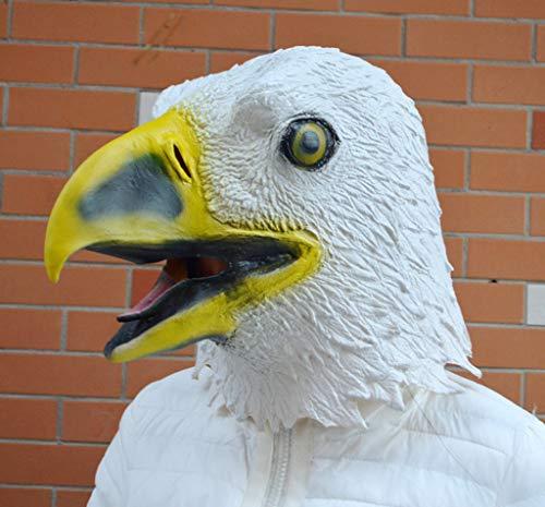 Adler Karneval Kostüm - TianranRT Karnevalsmaske,Adler Maske Stil Maske