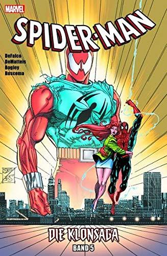 Spider-Man: Die Klonsaga: Bd. 5 (Amazing Spider Man-marvel Now)