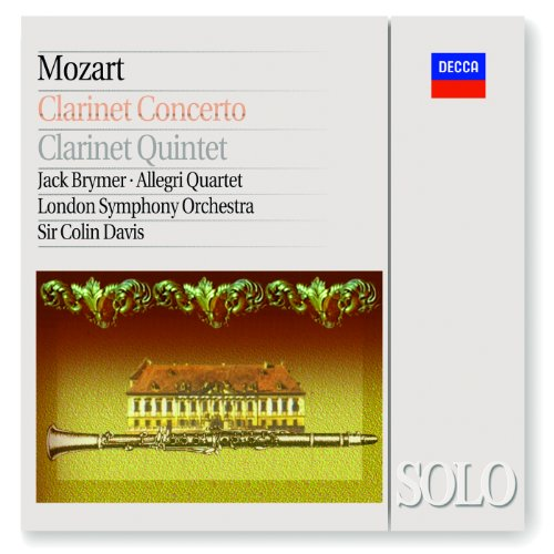 Mozart: Clarinet Concerto / Cl...
