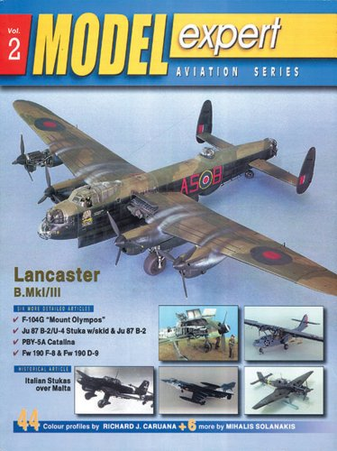 Model Expert Aviation Series Vol. 2 (Model Expert Series) por Richard J. Caruana