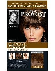 Franck Provost - Expert Frange à Clipper Châtain Doré 56 cm