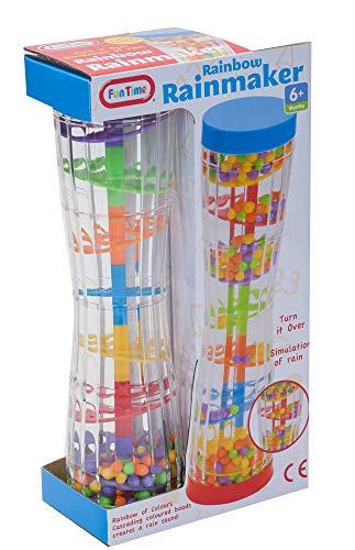 Unbekannt Fun Time 55914Rainbow Regenmacher Spielzeug