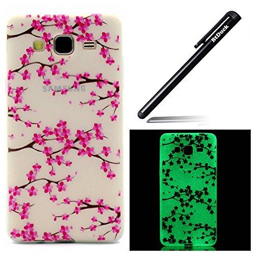 btduck-coque-de-protection-housse-etui-pour-samsung-galaxy-on5-flip-case-cover-lumineux-prune-fleur-