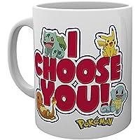 GB eye LTD, Pokemon, I Choose You, Taza