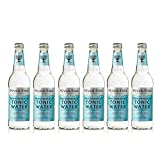 Fever Tree Mediterranean Tonic Water 0,5 Liter Flaschen, 6er Pack (6 x 500 ml) für Fever Tree Mediterranean Tonic Water 0,5 Liter Flaschen, 6er Pack (6 x 500 ml)