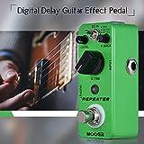 Festnight MOOER REPEATER Digital Delay Gitarre Effektpedal 3 Modi True Bypass...