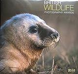 British Wildlife Photography Awards 2018 Calendar