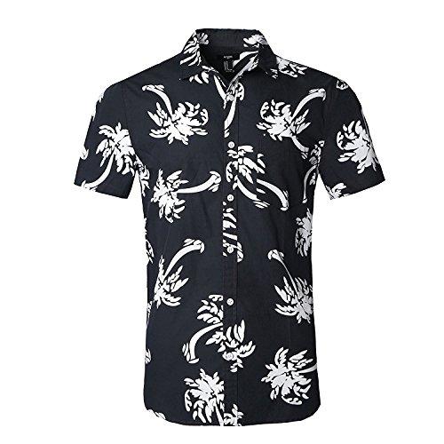 03ac0b5392 Nutexrol Camisa Hawaiana Para Hombre