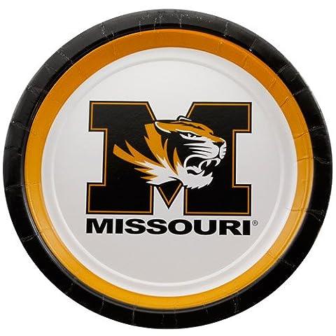 Mayflower Distributing Company 12 Count University of Missouri Plate, 7
