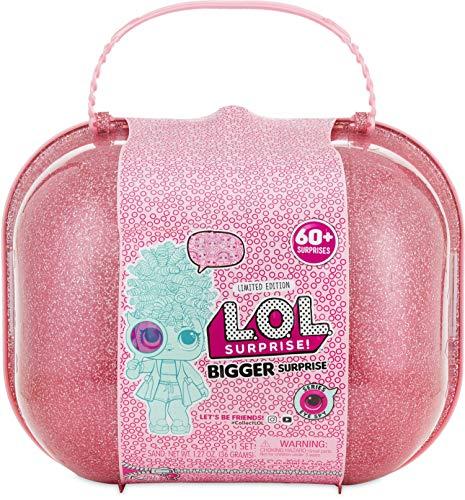 L.O.L. Surprise!. 553007E7C Bigger Surprise Spielzeug, Rosa