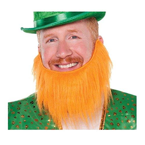 (Amscan 20 St. Patrick's Day Kobold-Bart)