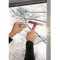 D-c-fix ®-Pellicola protettiva statica per finestre (non adesiva), leggermente scura Sun Protection 339-5000 90 cm x 2 m