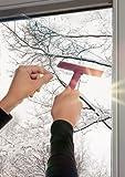 d-c-fix, Sonnenschutzfolie static, leicht getönt, 99 % UV Schutz, 75 x 120 cm