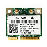 MIUSON Mini PCI-E BCM94322HM8L DW1510 Dual Band 300M Wireless Card für Dell E4200 E5500