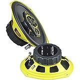 Kicker Ksc46 Ksc464 4x6 Zoll 10x16cm Oval Koax Lautsprecher Navigation