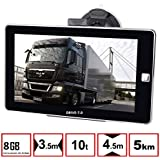 "7"" inch GPS Sat NAV for Car, Lorry, BUS, and Motorhome. SpeedCam alert. Free update maps. actuel Maps 2015. 8GB Internal. FM Function. warranty, Europe 44 countries Including UK, Russia and turkey. Dispatch Immediately. Product From Electronics-master®"
